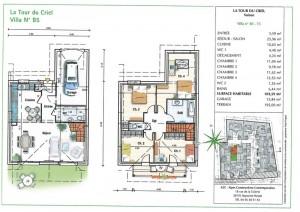Réalisation immobilière A2C CONSTRUCTIONS