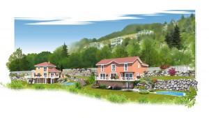 Maisons neuves voiron - Constructeur maison voiron ...