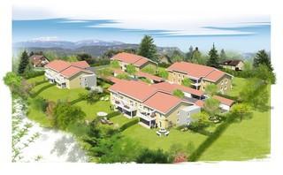 programme immobilier de maisons neuves sur Voiron